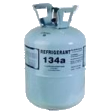 HFC-134a cylinder, a solvent for enzyme reactions