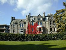 photo of St Andrews University